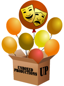 Unboxed Productions logo